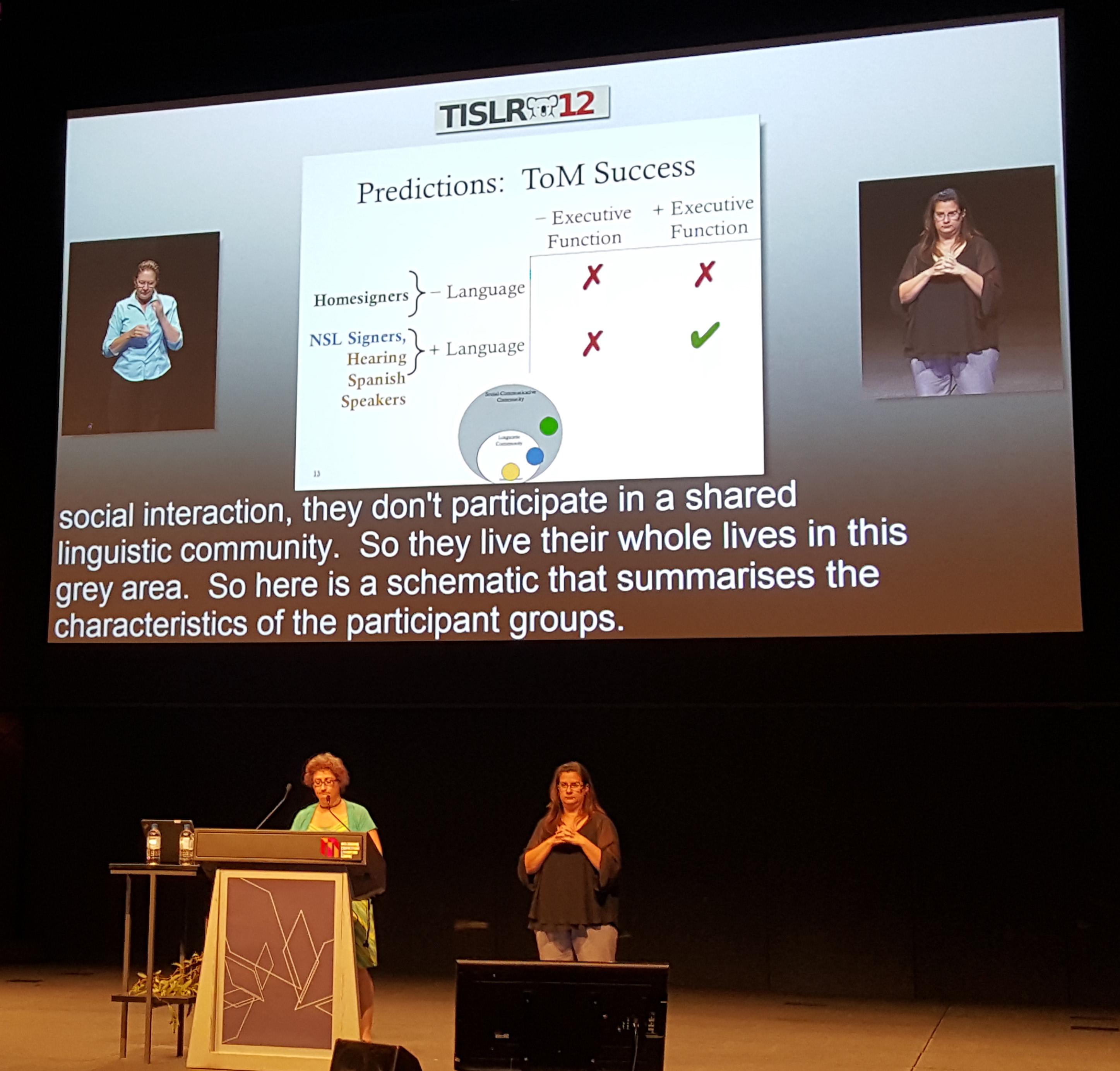 TISLR Conference